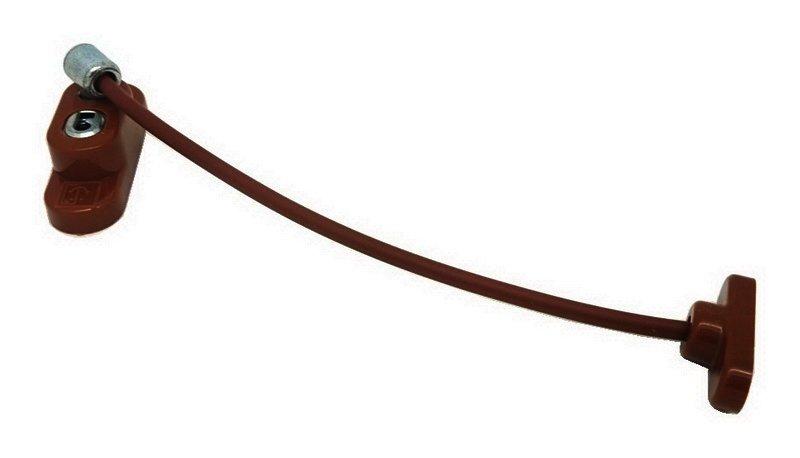 Блокиратор с тросом Penkid светло-коричневый