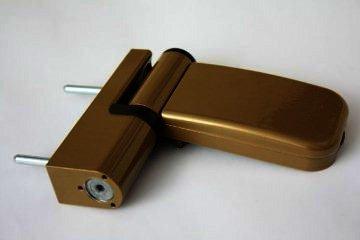Петли для пластиковых дверей Simonswerk Siku 3D K 3035 бронза