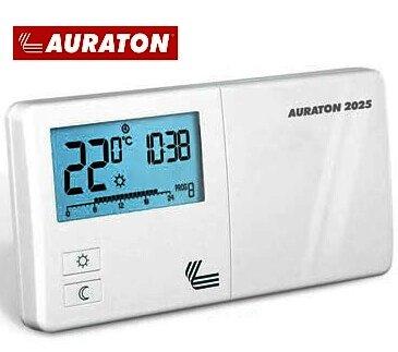 Недельный программатор Auraton 2025