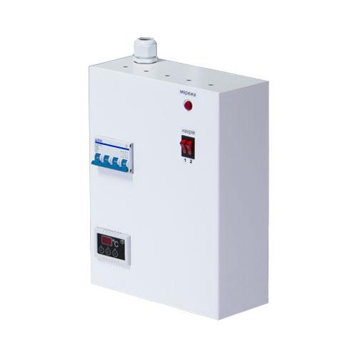 Электрокаменка для сауны с электронным  блоком  управления Heatman Cube 6кВт/380