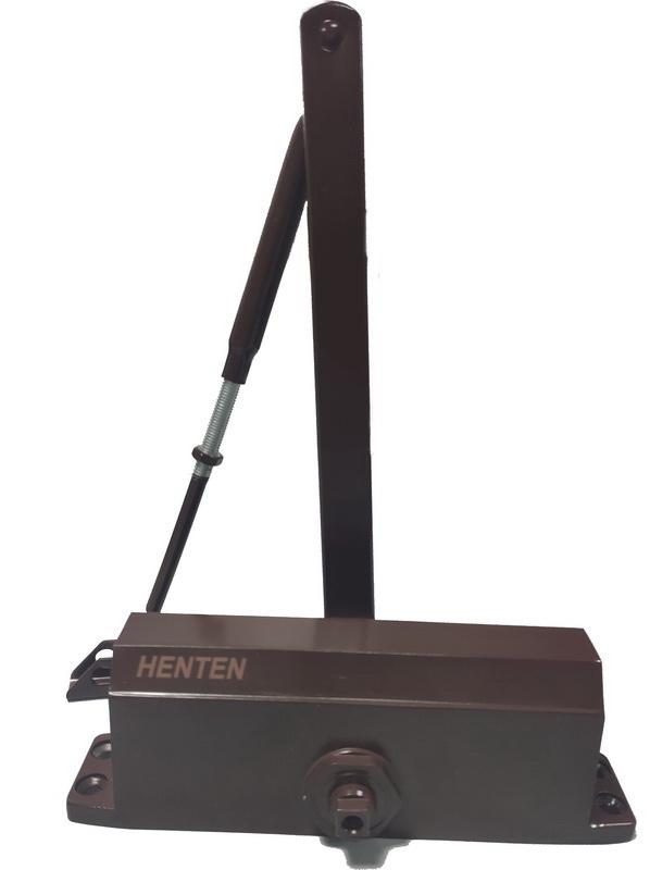 Доводчик для дверей Henten N4 коричневый