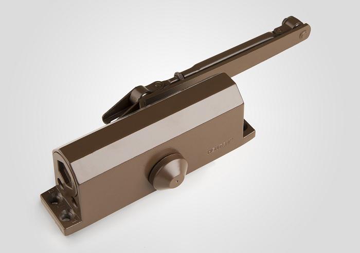 Доводчик двери Henten N3 коричневый