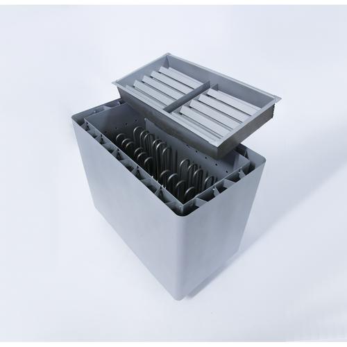 Электропечь для бани с электронным блоком управления Днипро ЭКС-6кВт/220