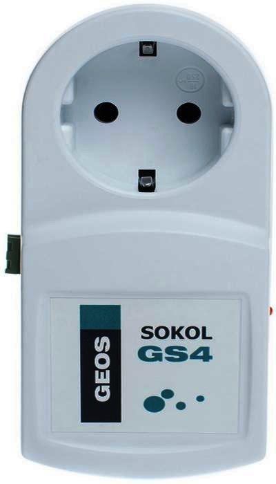 GSM розетка Sokol GS-4