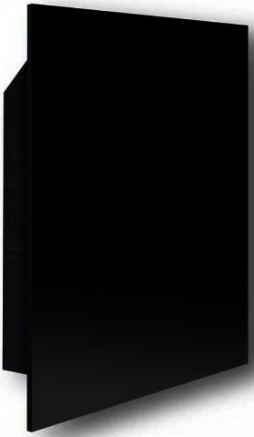 Обогреватель Hybrid 375 W черный