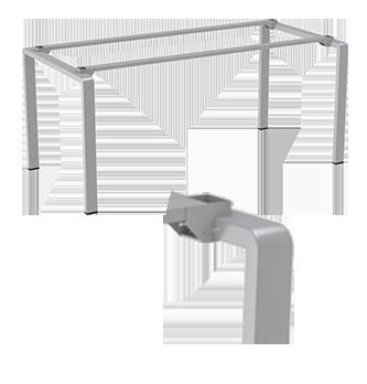 Каркас опора для столу Статус P