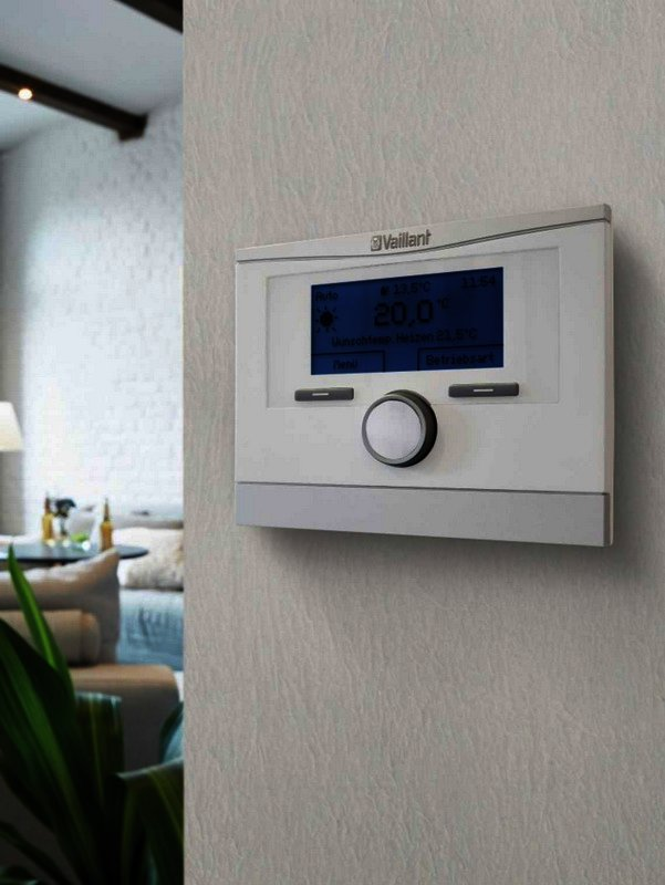 Погодозависимый терморегулятор Vaillant multiMATIC 700/2