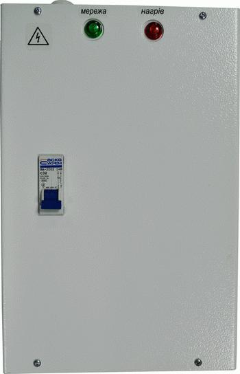 Печь-каменка электрическая Heatman Cube 15кВт/380 с механическим блоком управления